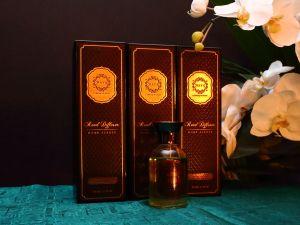 MAYA Secret ○MAYA Secret どこからともなく香る秘密の香り。 高級ホテルやレストランのレストルームに多数、使用されている 定番のアロマディフューザー ¥4,000-