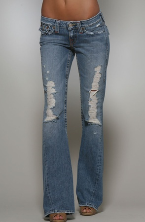 <3 these jeans are so cute!!