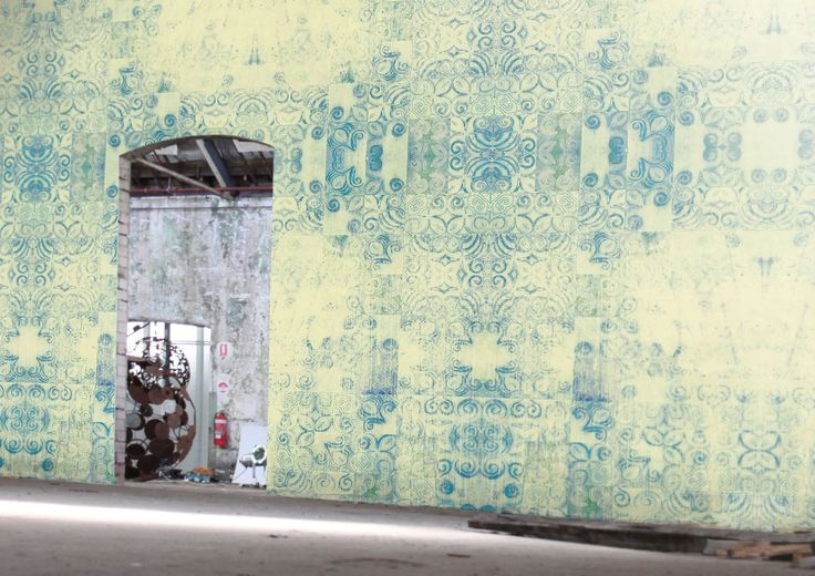 Barock Tapeten Retro Design Tapete : Barock Tapete auf Pinterest Retro-tapeten, Tapeten und Landhaus