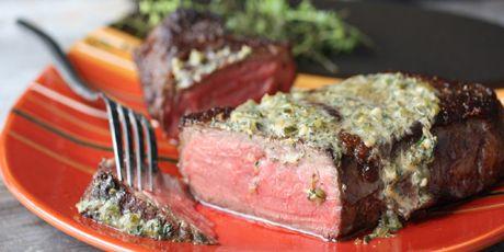Butter Steak - Chef Michael's Kitchen