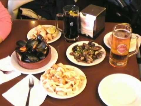 Comer fuera. Nivel B1 - YouTube