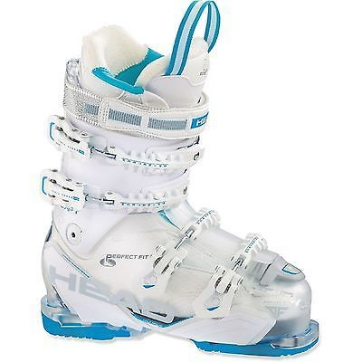Women 21241: New 2016 Head Adapt Edge 95 Womens Ski Boots Size 26 BUY IT NOW ONLY: $285.0
