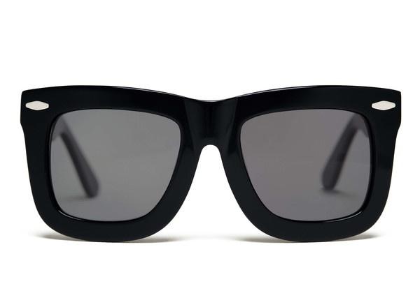 Grey Ant's oversized sunglasses