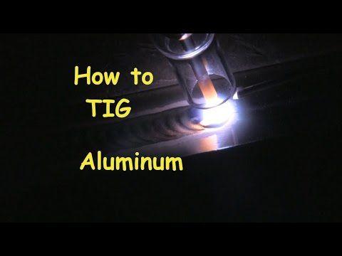 Welding Basics & How-To TIG Weld - Livestream Part 1 of 2 - Eastwood - YouTube