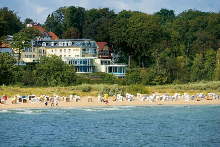 #Wellnesshotel auf #Usedom - Strandhotel Ostseeblick Heringsdorf