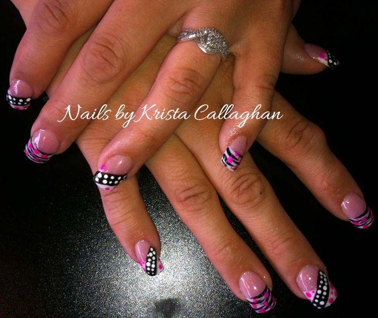 Acrylic nails nail nail and salons on pinterest for Acrylic nail salon