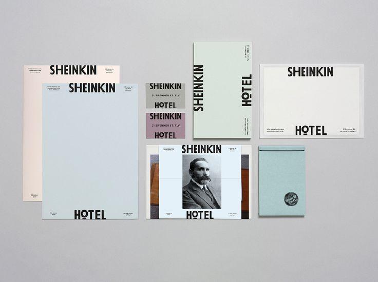 Studio Ross for theShenkin Hotel.