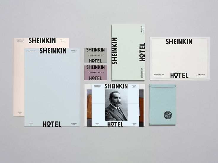 Studio Ross for the Shenkin Hotel.