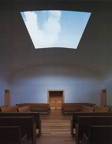 Friends Meeting House, Houston TX. James Turrell