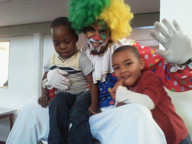 Milezee the Clown