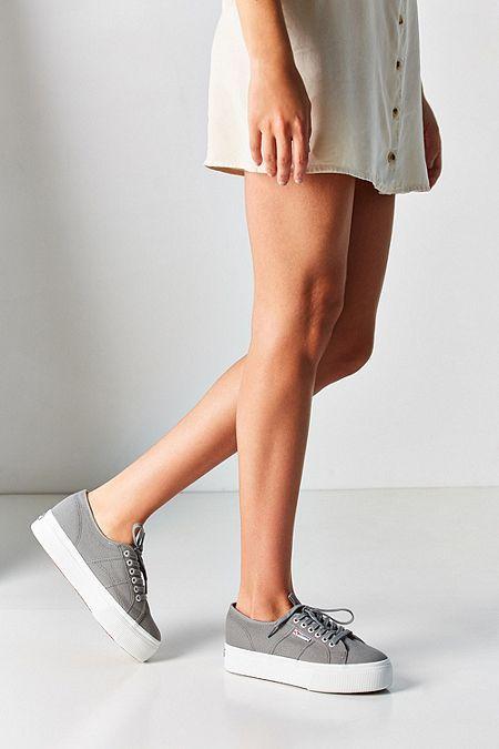 1d9c008c09ac3 Superga 2790 Linea Platform Sneaker | Shoes | Zapatos, Zapatillas