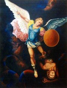 anjos 2_óleo sobre tela de Afonso Oliveira