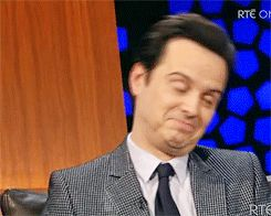 Andrew reaction gif for everything: 1. Hmmmm I feel like sushi for dinner 2. I found my phone! 3. When I see/talk to a person who loves Andrew's acting as much as I do.... etc