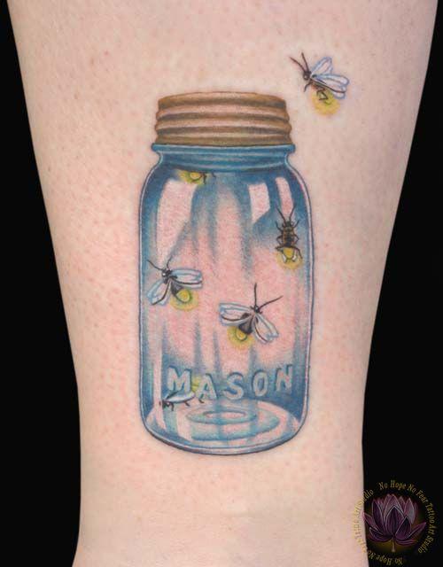 mason jar tattoo | Mason Jars / DIY & Crafts Trendy Pics