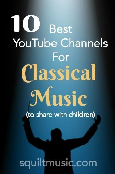 10 Best YouTube Channels for Classical Music | Homeschooling