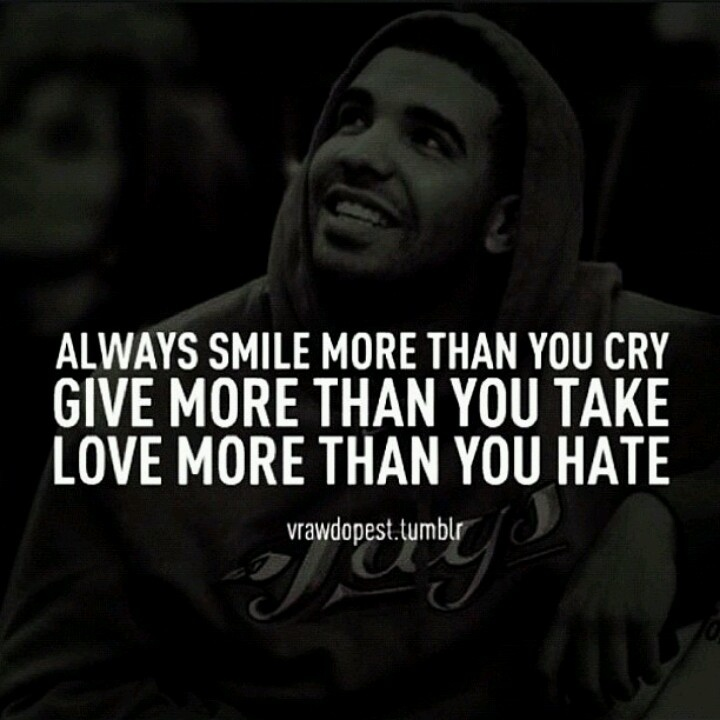 I Love You More Than Quotes: Drake Quotes, Words