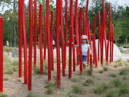 Garden City Play Environment