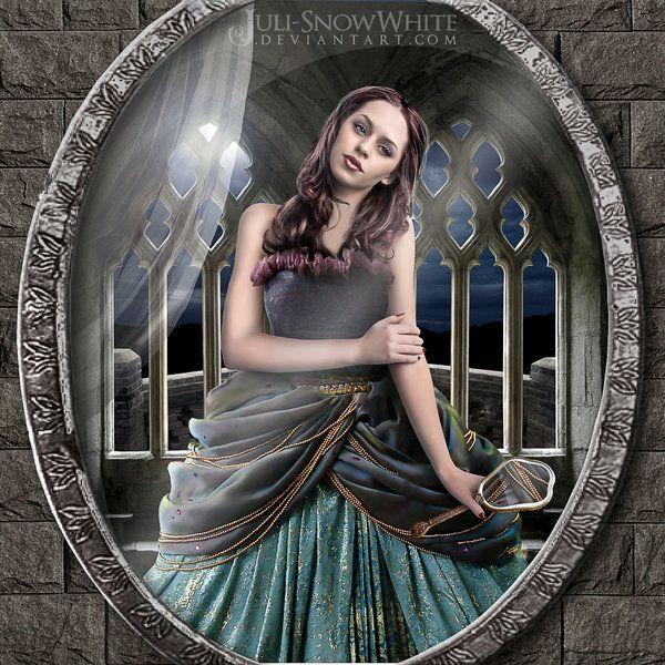 Mirror Mirror On The Wall Snow White mirror, mirror on the wall'juli snowwhite | reflects action