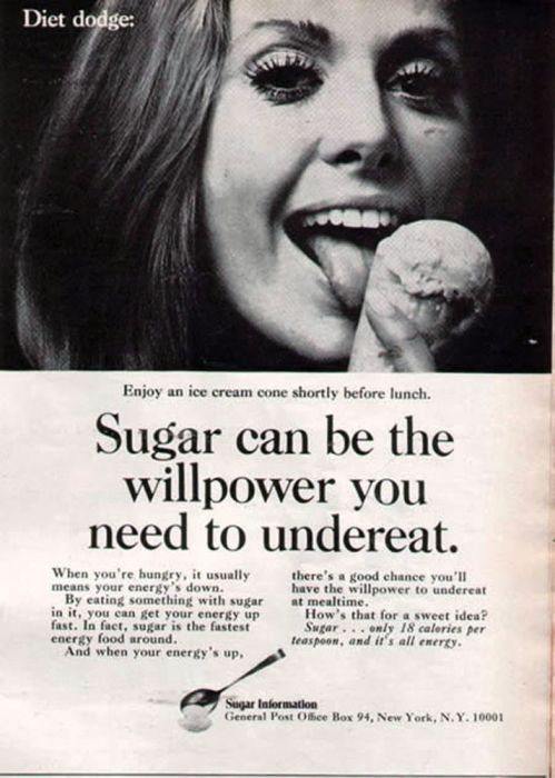 late 1960s. | One Of The Biggest Con Jobs In Advertising History, Part 2