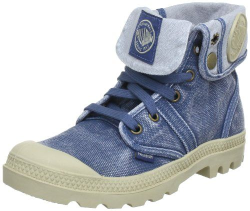 Amazing Palladium Ankle Boots In Blue For Men Azure  Lyst