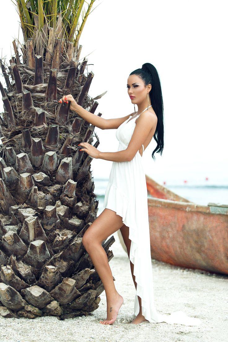 Daniela Crudu for BBY | BBY Summer at Mamaia | Pinterest