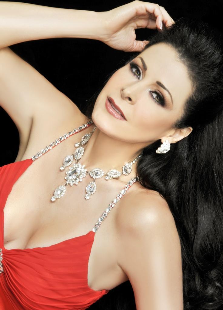 Lourdes Munguía (Mexican Actress)