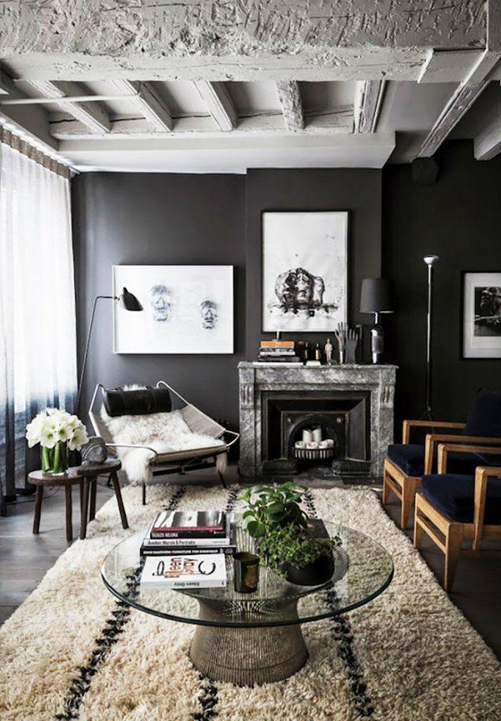 Get The Look: Romantic Scandinavian Living Room – Black Rooster Decor