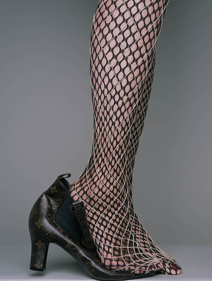 The sinful symbology of the fishnet