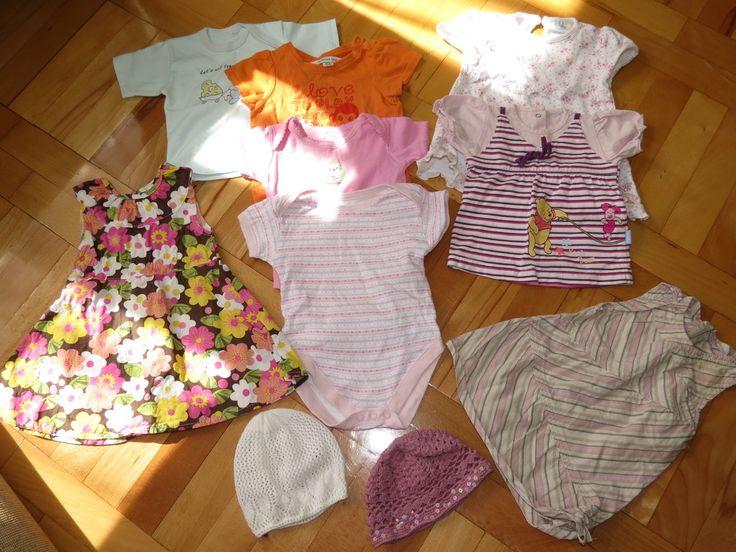 Rewelacyjny zestaw sukieneczek dla małej dziewczynki, idealny na lato :D zapraszamy #DziecioCiuszek #moda #dziecko #ubranka #ciuszkizagrosze #letnie #dziewczynka #mojakochana #mama