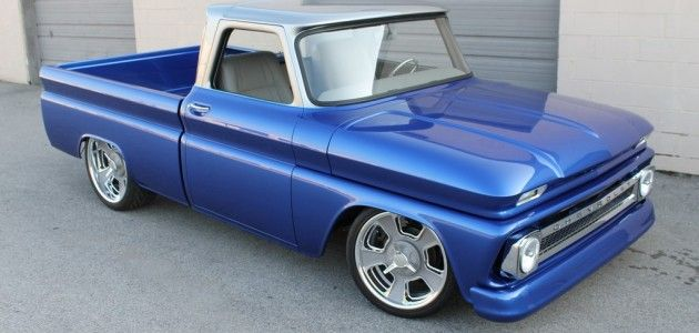 64 chevy pickup   Posted on: May 2nd, 2011 by goolsby 2 Comments