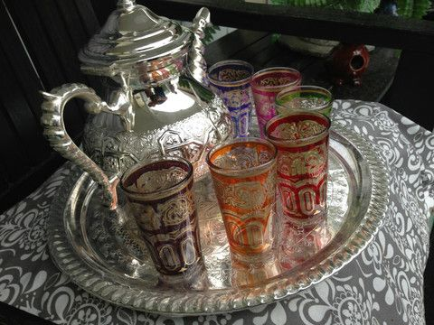 One Earth Tea Set | One Earth http://bit.ly/1zRZp4r 134.95