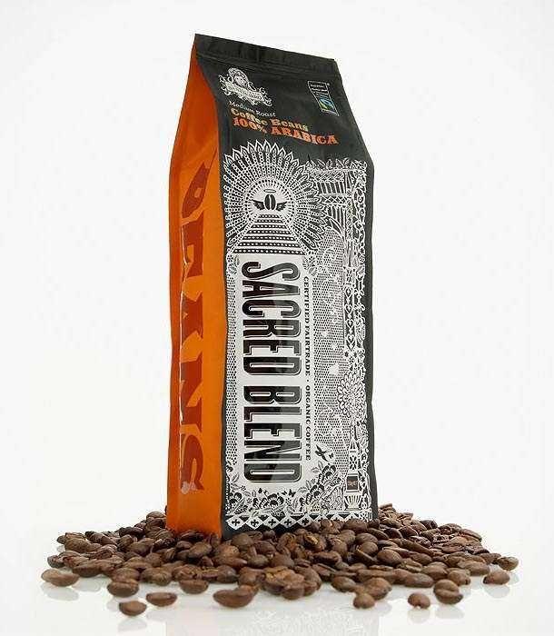Дизайн упаковки кофе San Churro