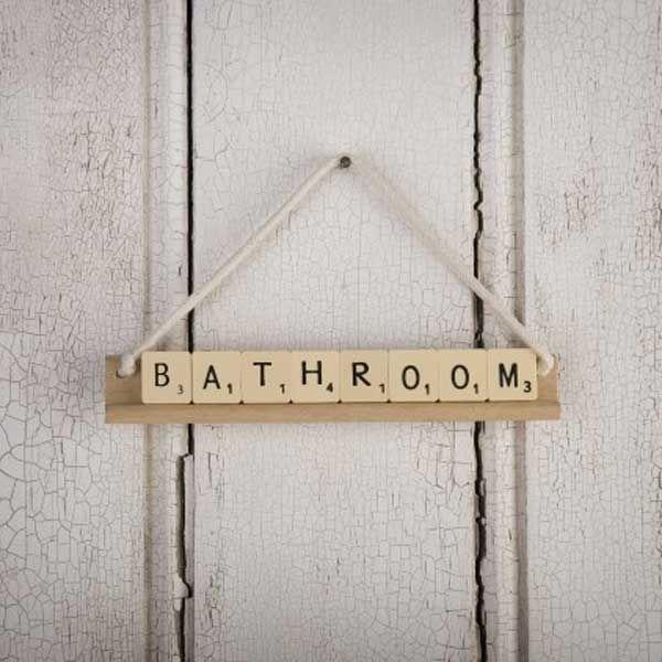 Nos idées déco pour customiser une salle de bain avec trois fois rien