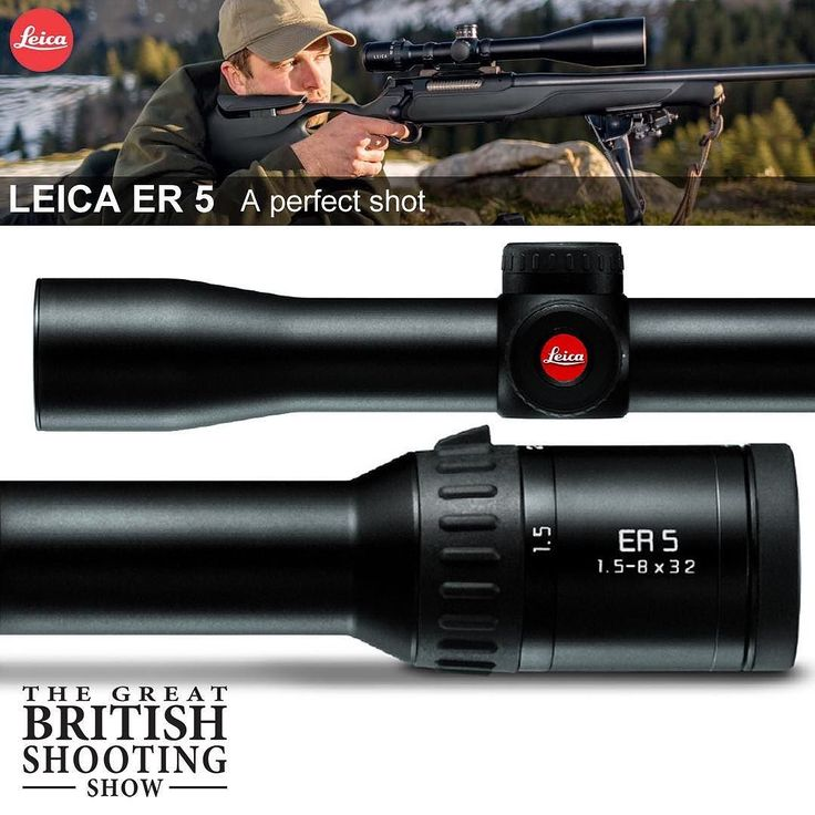 Leica makes highly popular ER5 riflescope available in the UK for the first time.... Full article live in Shooting News UK- The official magazine of The Great British Shooting Show. Shootingnewsuk.com  Leica will be exhibiting at The Great British Shooting Show. Buy your tickets now to the UK's premier shooting event. Shootingshow.co.uk #Leica #rifles #riflescopes #ER #UK #shooting #shooters #sports #accuracy #precision #magnification #BritishShootingShow #ShootingShow #BSS