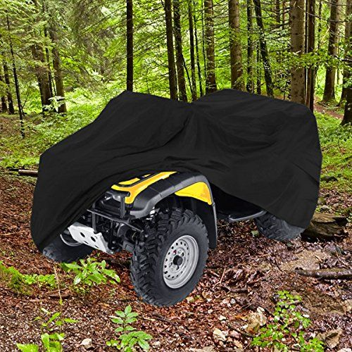 ATV Cover Length Off Road 4 Wheeler Camouflage Polyester