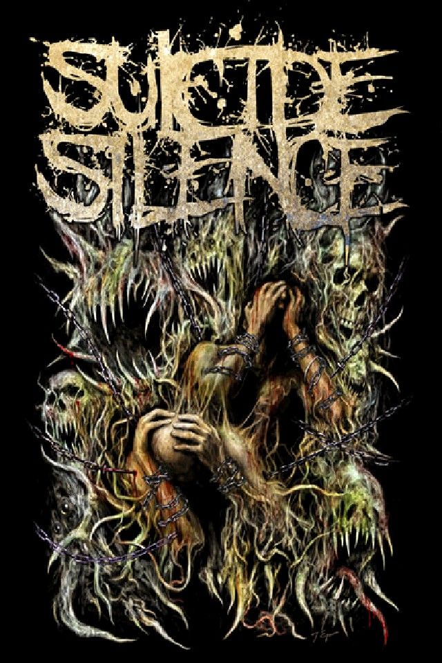pin wallpapers suicide silence - photo #8