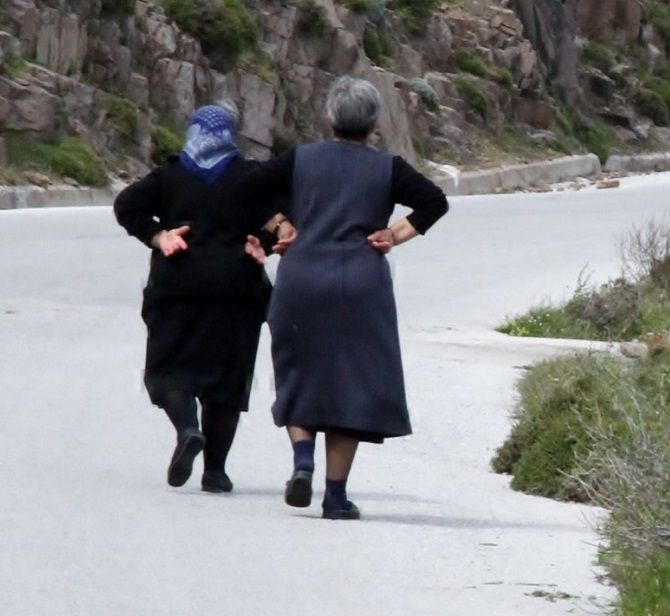 Lesvos still retains it's traditional way of life! Join us 27th August for fun and exploration of all the wonderful sites.