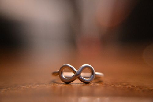 to infinity & beyond:)Manners Kids, Stuff, Style, Perfect Accessories, Infinity Rings, Promis Rings, Infinity Things, The Moon, Promise Rings