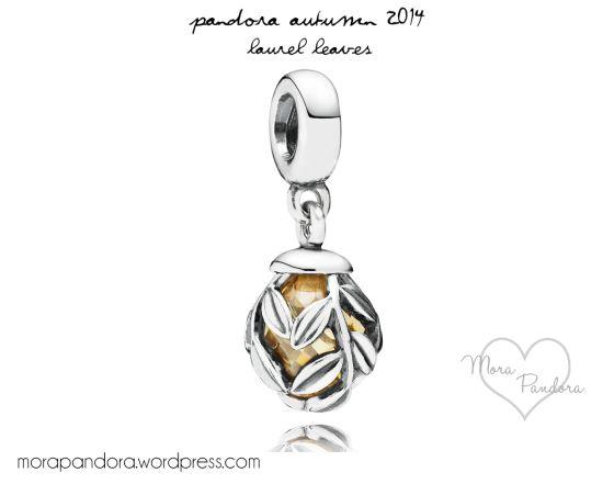 Pandora Autumn 2014 Laurel Leaves