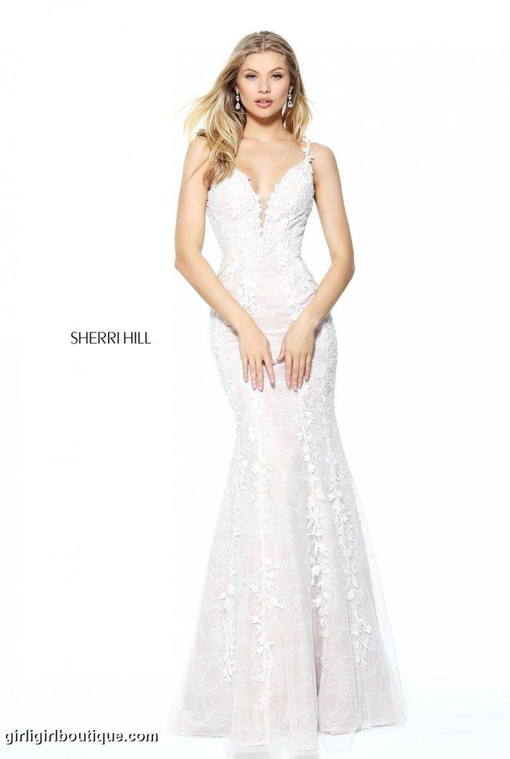 175 besten 2017 Sherri Hill Prom Bilder auf Pinterest   Prom-kleider ...