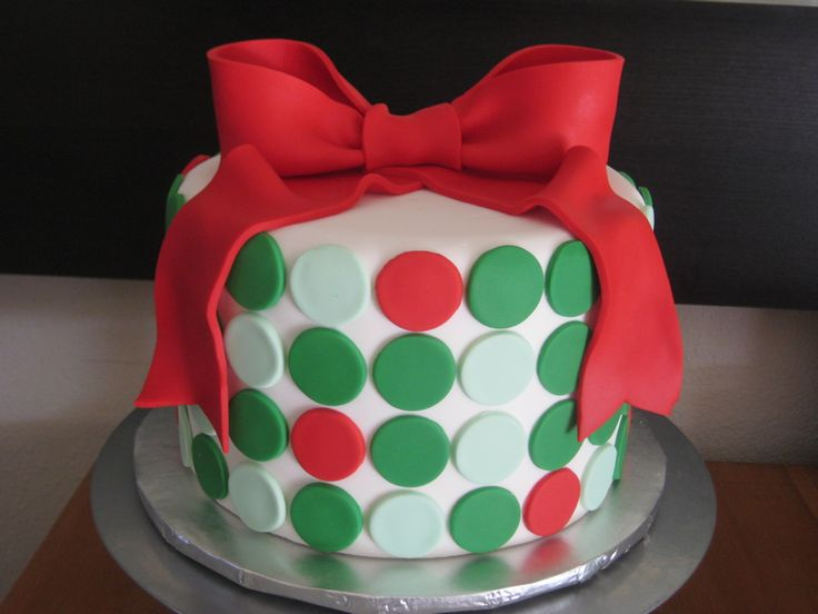 108 best Christmas images on Pinterest Birthday cakes ...
