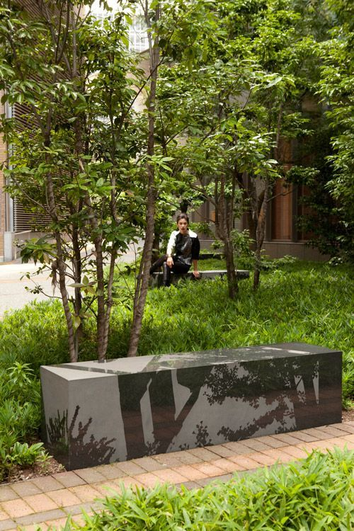 Memory chair 02 « Landscape Architecture Works   Landezine Landscape Architecture Works   Landezine: