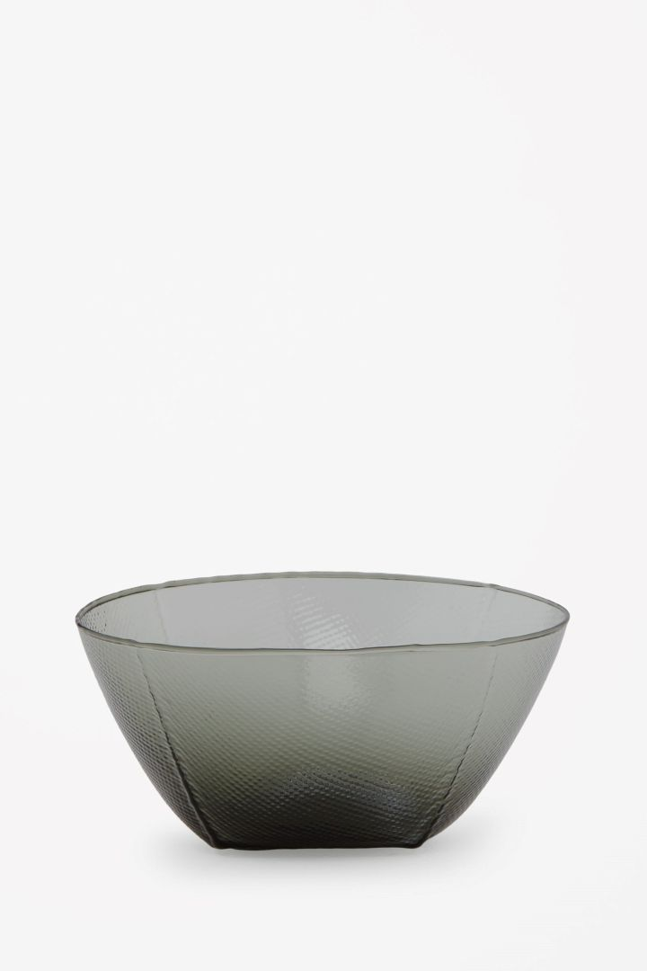 COS | Irregular glass bowl