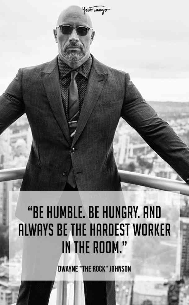 25 Most Inspirational Quotes From Dwayne The Rock Johnson