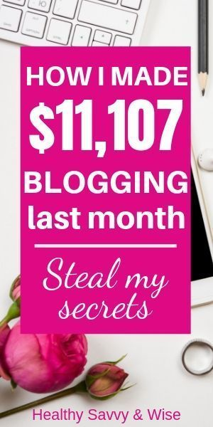 Passive Income Report – October 2018 ($11,107 net profit) – Healthy, Savvy & Wise  Work from Home   Blogging   Productivity