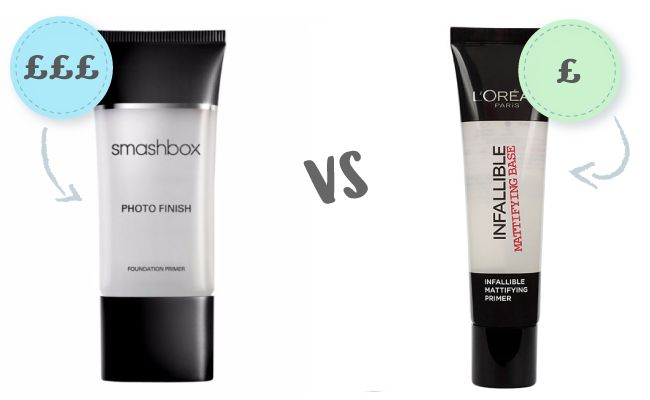 Six Of The Best Primer Dupes UK