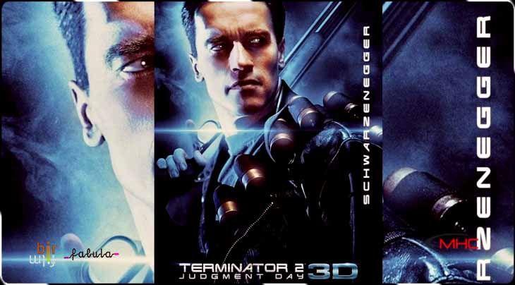 Terminator 2: Mahşer Günü 3D – Terminator 2: Judgment Day 3D | Fragman |