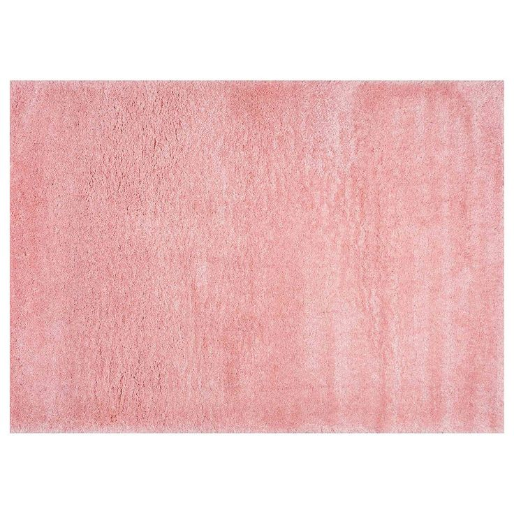 nuLOOM Airy Shag Gynel Cloudy Solid Rug, Pink