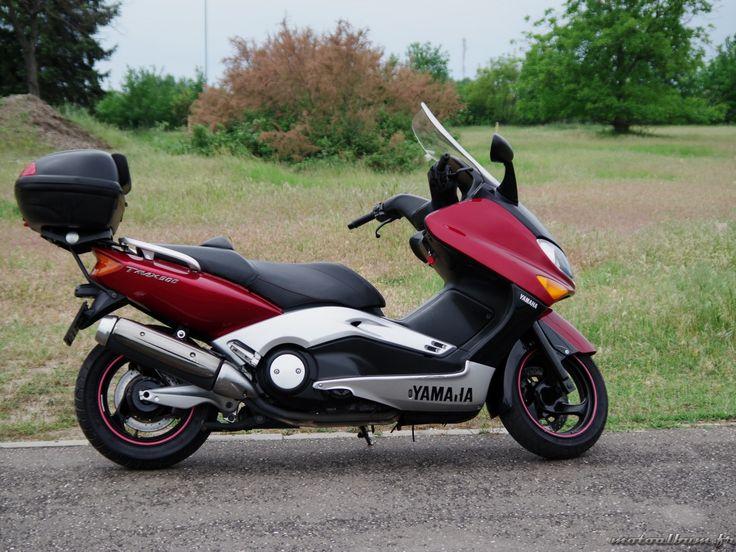 Yamaha XP500 T-Max  2002