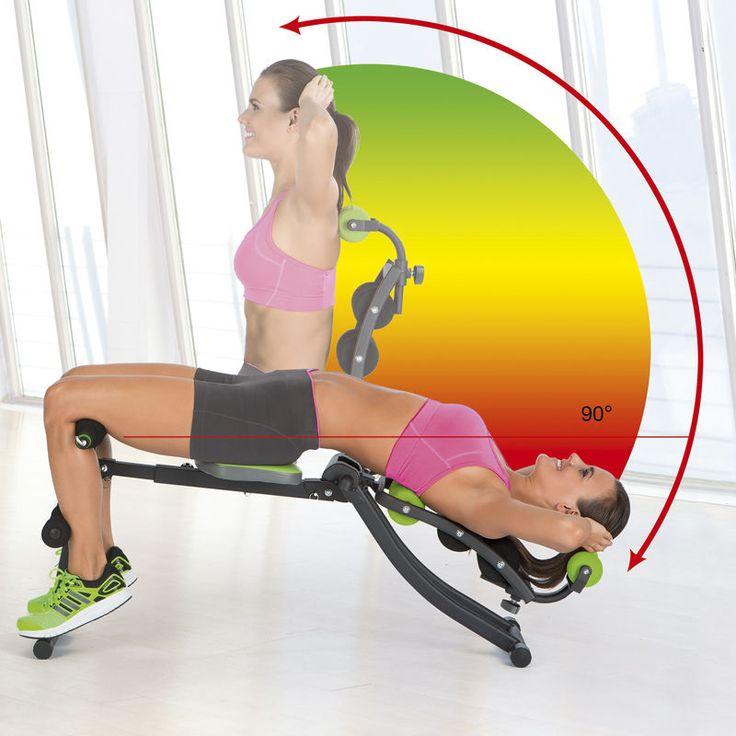 Aparat de fitness Swing Maxx – Pentru un corp ferm, frumos si sanatos! viewnews.ro